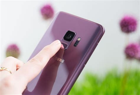 Pelindung Finger Print Samsung S8 S8 2 on with the samsung galaxy s9 and galaxy s9