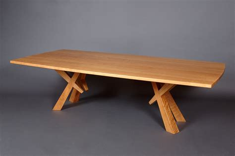 max s dining table solid cherry wood dining table seth