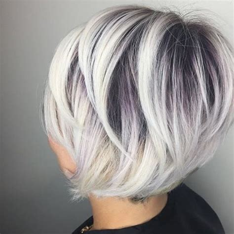 short silver blonde hair instagram post by barbar 174 barbarhairtools hair style