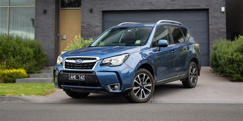 subaru forester car 2017 subaru forester xt premium review caradvice
