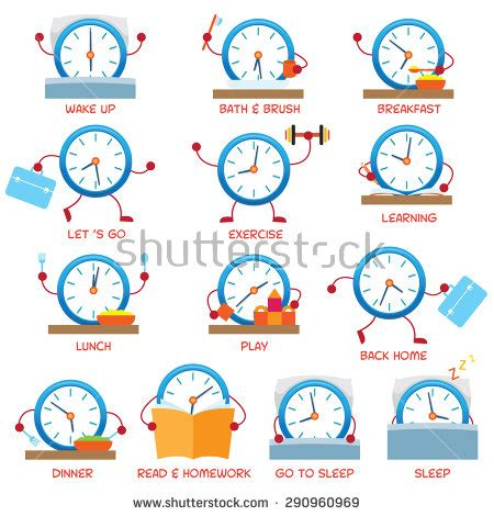 Hipster Nursery Daily Routine Stock Images Royalty Free Images Amp Vectors