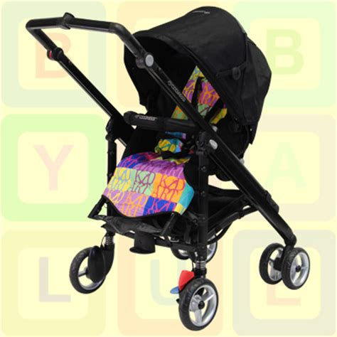loola painting new maxi cosi loola up stroller pushchair in kid rrp 163