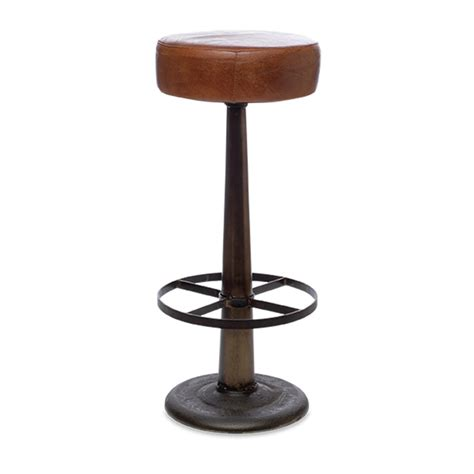 Bar Stools Leather by Leather Bar Stool Furnish Every Season