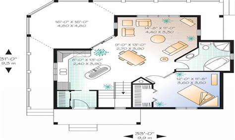 1 Bedroom House Floor Plans One Bedroom House Interior One Bedroom House Floor Plans One Bedroom Cottage Floor Plans