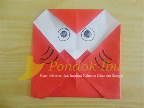 tutorial origami burung hantu membuat origami burung hantu
