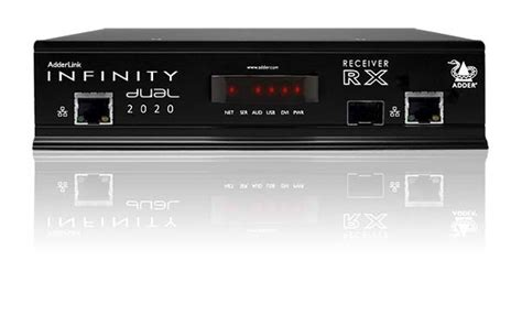 Adder Infinity 2020 by Adderlink Infinity Dual 2020 Adder Technology