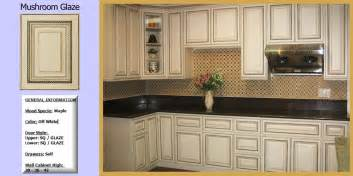glazed white cabinets kitchencabinetsnews