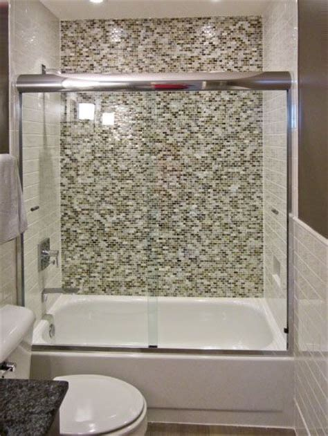 shower doors over bathtub 1000 images about guest bathroom on pinterest glass