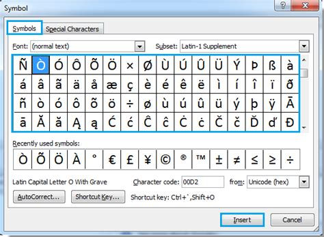 How To Type Resume Accent In Outlook How To Insert Add Accent Marks In Outlook Email