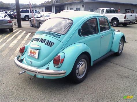volkswagen light blue 1972 light blue volkswagen beetle coupe 37423511 photo 5