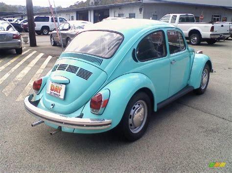 Light Blue Volkswagen Beetle by 1972 Light Blue Volkswagen Beetle Coupe 37423511 Photo 5 Gtcarlot Car Color Galleries