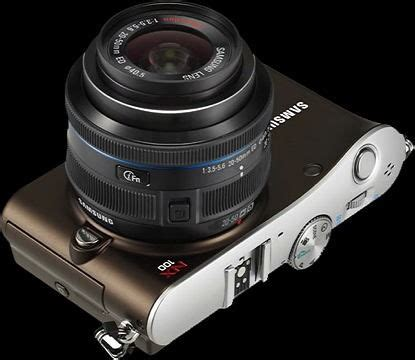 Kamera Samsung Nx100 Samsung Nx100