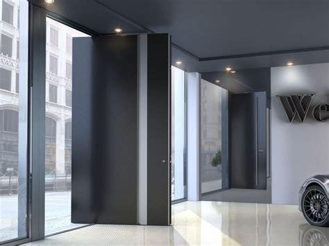 ingresso italia porta d ingresso rototraslante in alluminio zen pivot