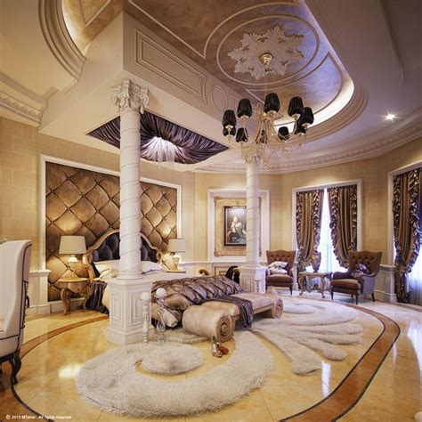 fancy house inside luxurious bedroom interior design ideas