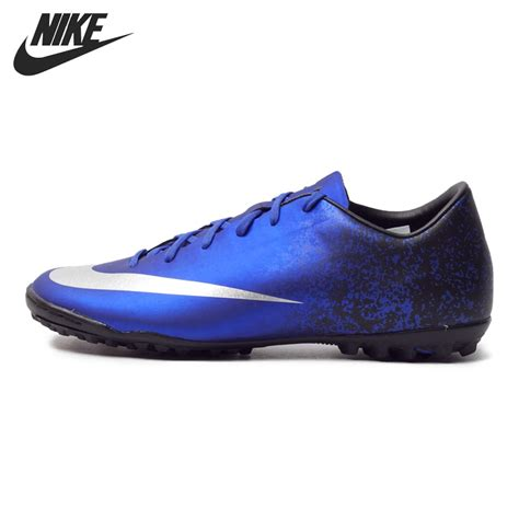 nike shoes of football original new arrival 2016 nike mercurial tf s soccer