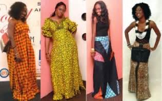 Ankara fashion trendy in nigerian