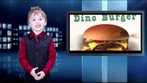 News Children by Boy 4 Delivers Adorable Newscast Abc News