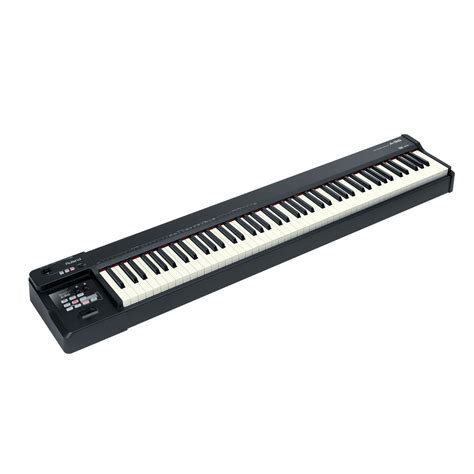 roland a 88 midi controller keyboard at gear4music