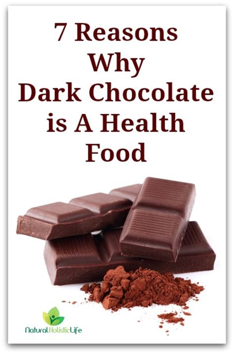 7 Reasons Chocolate Is For You by 7 Reasons Why Chocolate Is A Health Food