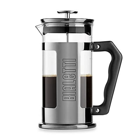 bed bath and beyond french press bialetti 174 french press coffee maker bed bath beyond