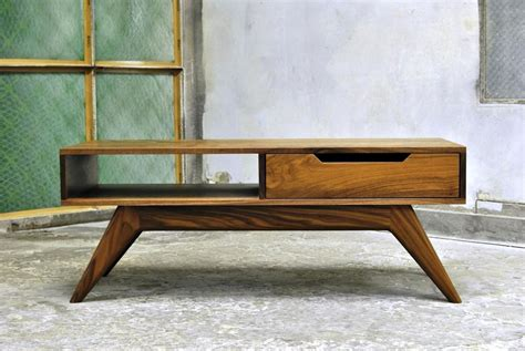 diy mid century modern coffee table search new