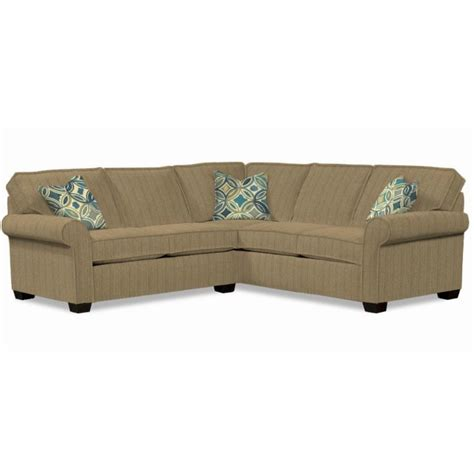 broyhill sectional sofa broyhill ethan sectional sofa 1