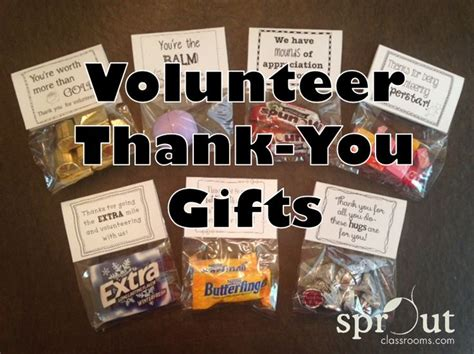 gifts that say i you 25 unique volunteer gifts ideas on gift jars