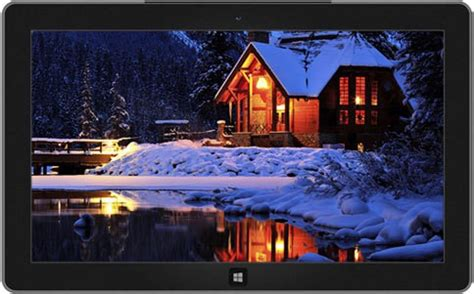 night theme for windows 8 1 winter holiday themes to dress up your windows 8 1 download