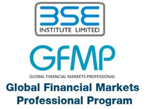 Bse Mba In Financial Markets Review by Bse To Launch Global Financial Market Course Careerindia