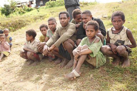 kasus kelaparan terjadi  wilayah tambang emas papua