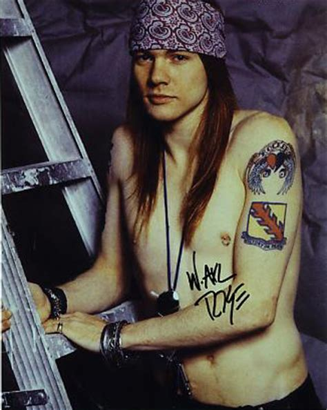 axel rose tattoo marley axl tattoos