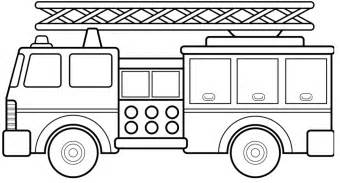 fire truck coloring pages bestofcoloring