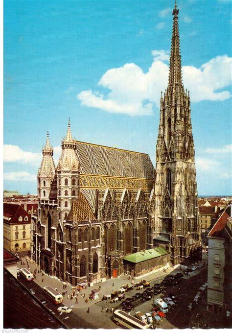 vienna south wien vienna st stephen s cathedral stephansdom vienna