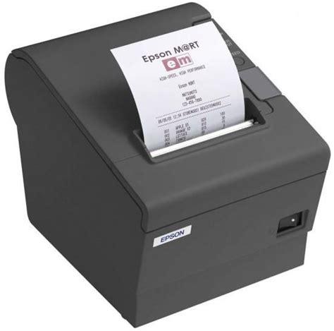Printer Epson Seri T epson tm t88v desktop thermal receipt printer
