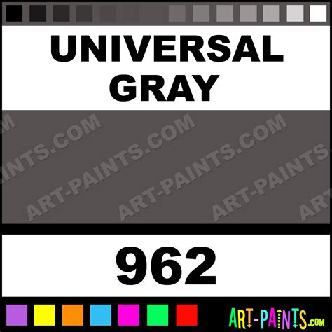 universal gray engine coatings spray paints 962 universal gray paint universal gray color