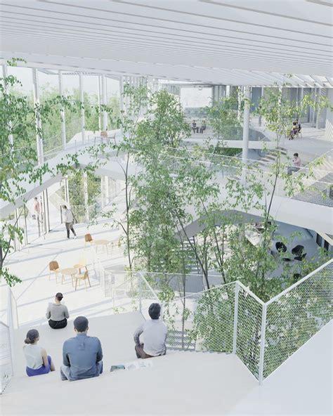 designboom sou fujimoto sou fujimoto paris school oxo architectes learning centre