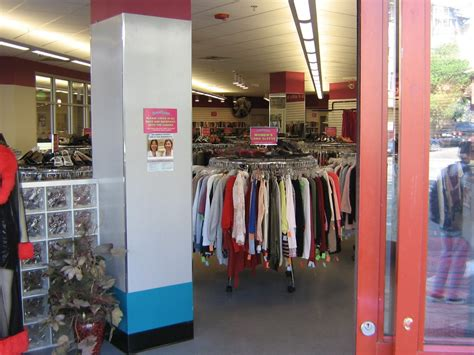 knockout out of the closet thrift store locations