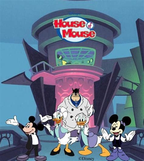 house tv series house of mouse tv series 2001 filmaffinity