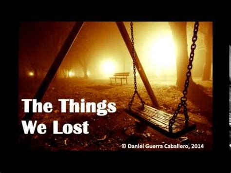 the things we lost 1846276349 the things we lost off vocal ver original song demo