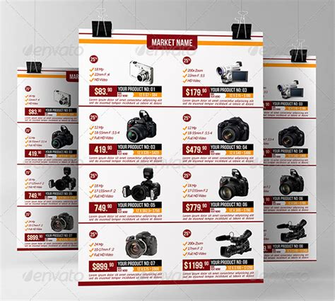 10 Attractive Sale Brochure Templates For Designers Sales Catalog Template