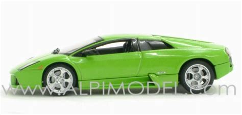 Metallic Green Lamborghini Auto Lamborghini Murcielago Metallic Green 1 43
