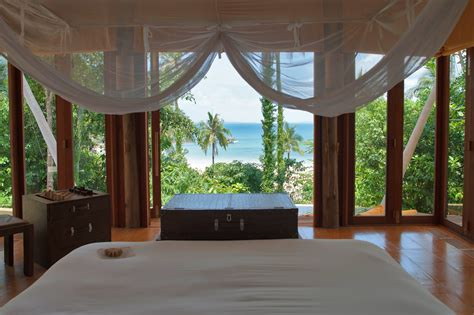 rooms with a view hotel soneva kiri thailand thedesignair