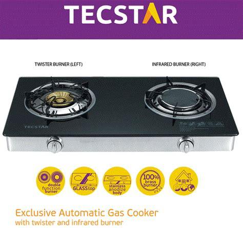 Daftar Kompor Gas Tecstar Hybrid lejel home shopping cool megic korset tecstar hybrid
