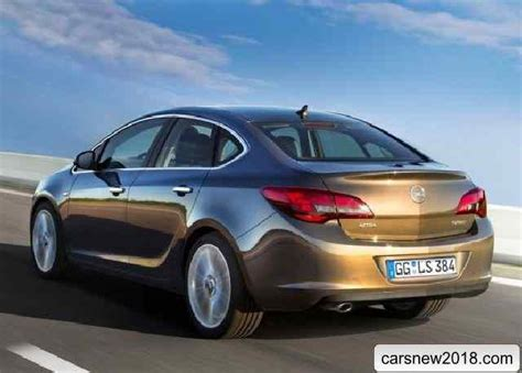 2019 Opel Astra Sedan by 2018 2019 Opel Astra Sedan News Reviews