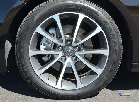 2015 acura tlx wheel tire
