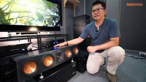 gm2000 review klipsch rp 280 reference premiere