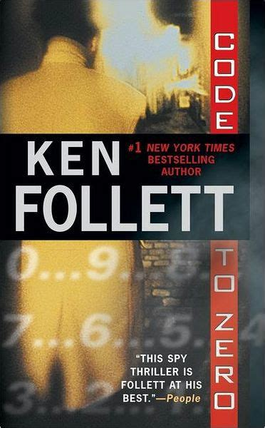 libro code to zero code to zero by ken follett paperback barnes noble 174