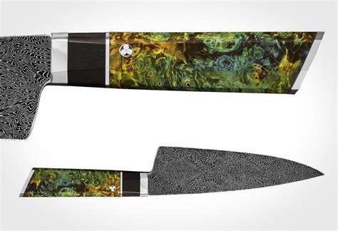kramer damascus bob kramer damascus knives lumberjac