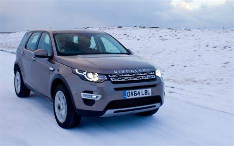 land rover discovery sport 2014 drive review land rover discovery sport 2015