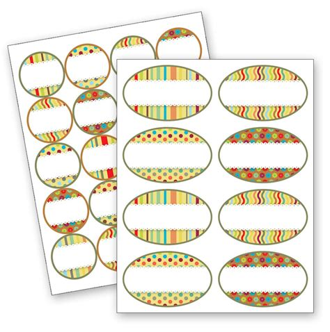 printable jar labels printable jar labels new calendar template site